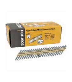 34DEG. PAPER TAPE METAL CONNECTOR NAILS